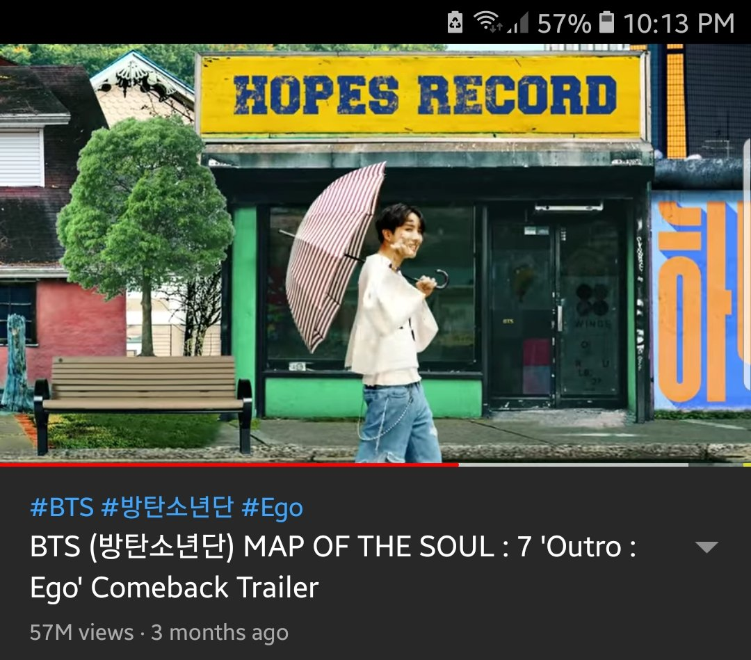 Another long and stressful day for me  I need some good vibes before hitting the sack. ... now streaming EGO #JHOPE  #제이홉 @BTS_twtpic.twitter.com/dXC2zbT0Ax