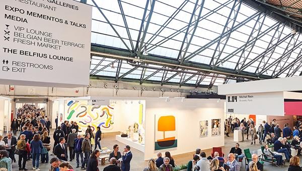 158 galleries at Art Brussels 2020 BELGIUM - GALLERY VIEWER - 28 May > 15 June 2020 @artbrussels  https://www. mpefm.com/mpefm/index.ph p?option=com_content&view=article&id=5114  … <br>http://pic.twitter.com/U0VhwxfDwg