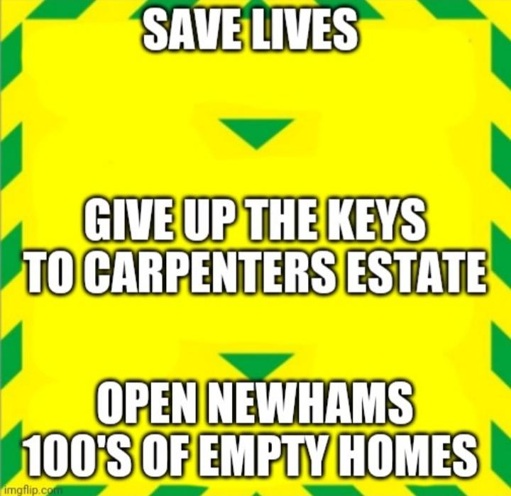 @rokhsanafiaz @grayee @NewhamLondon #housing #homeless #COVID #COVIDー19 #newham #pandemic