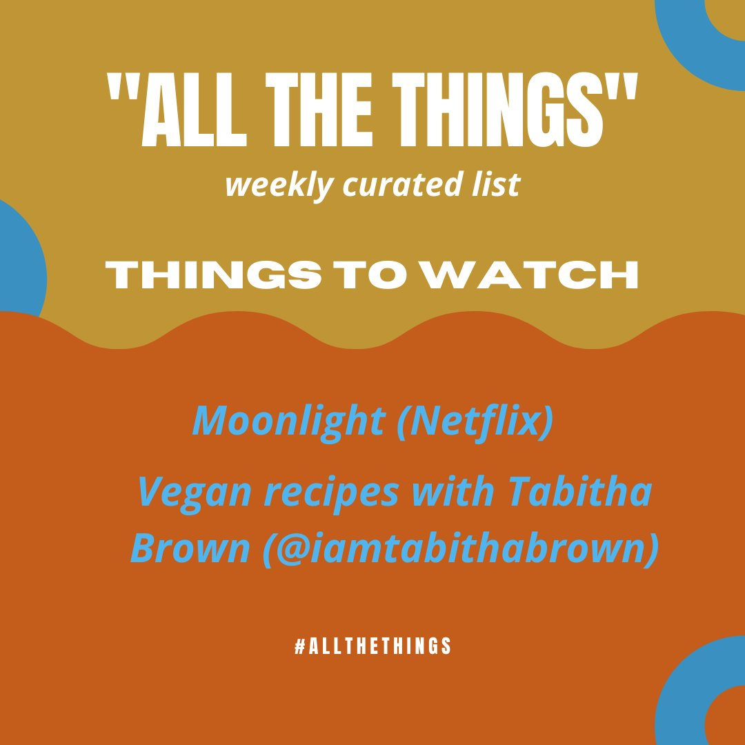 """This week's """"All The Things"""" has a new look! Check out some things to do, things to listen to, and things to watch as Mental Health Awareness Month comes to an end and we move into Pride Month, Black Music Month and National Soul Food Month. #AllTheThings #GanttCenter<br>http://pic.twitter.com/O6ucoWsEC1"""