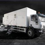 🇫🇷 Dépister la population… en allant à sa rencontre ? c'est possible grâce à nos solutions de mobilité ! Découvrez en visite virtuelle ce camion permettant le dépistage de la tuberculose : cabinet d'examens médicaux, salle de radiologie, salle opérateur👉https://t.co/Moots62FQw