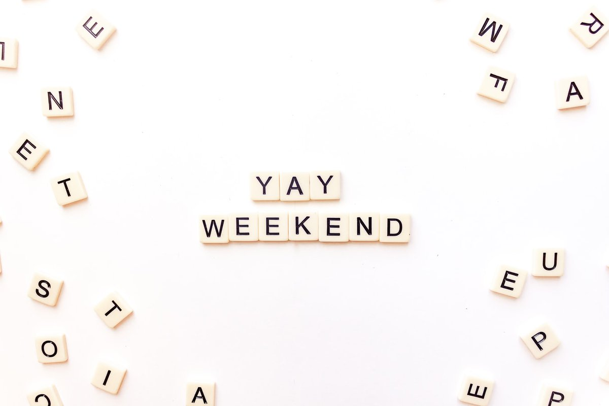 test Twitter Media - We can't believe that this is the last Friday of May! Hope you all have lovely weekends😊👋#HappyFriday https://t.co/WWvd9QhBHp