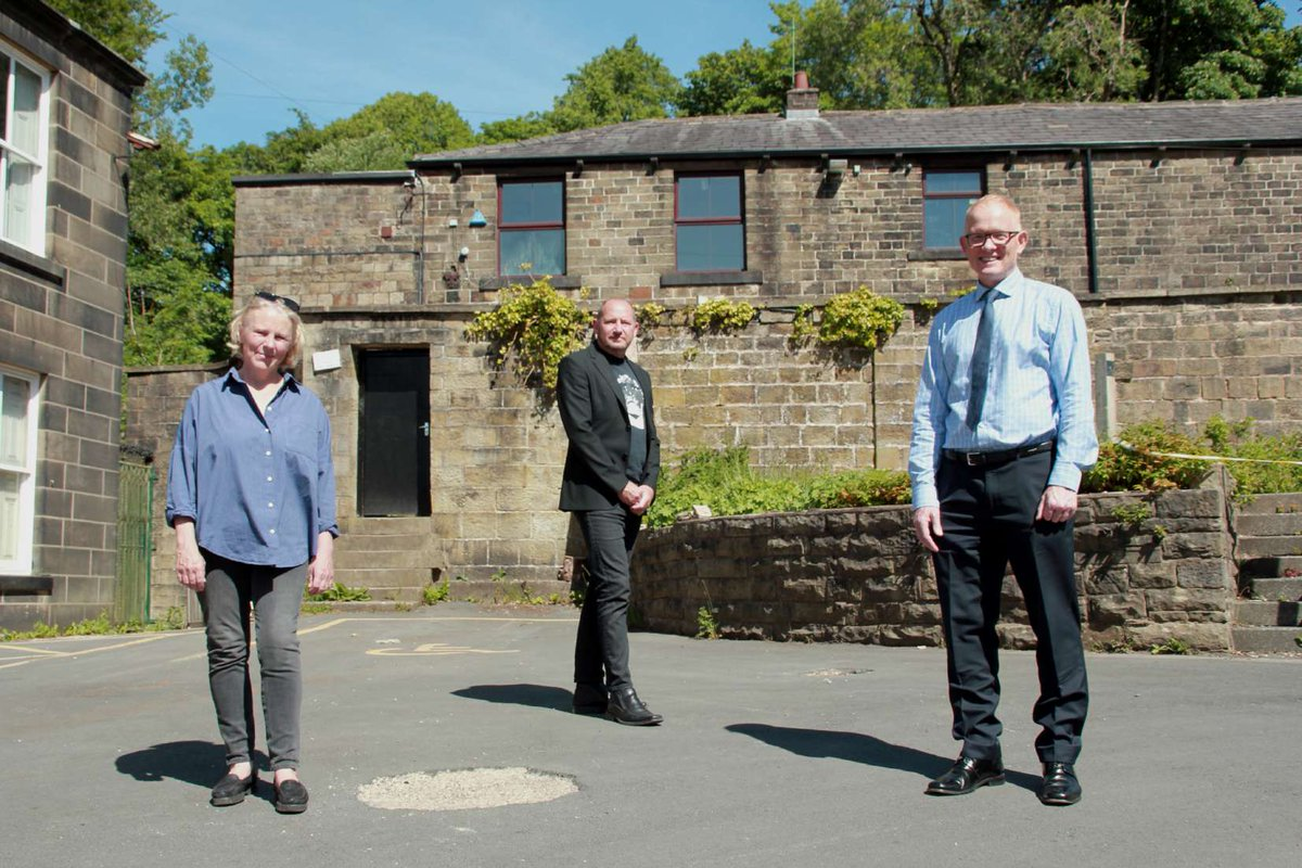 This will be a great asset for Rossendale's tourism future. Good news!