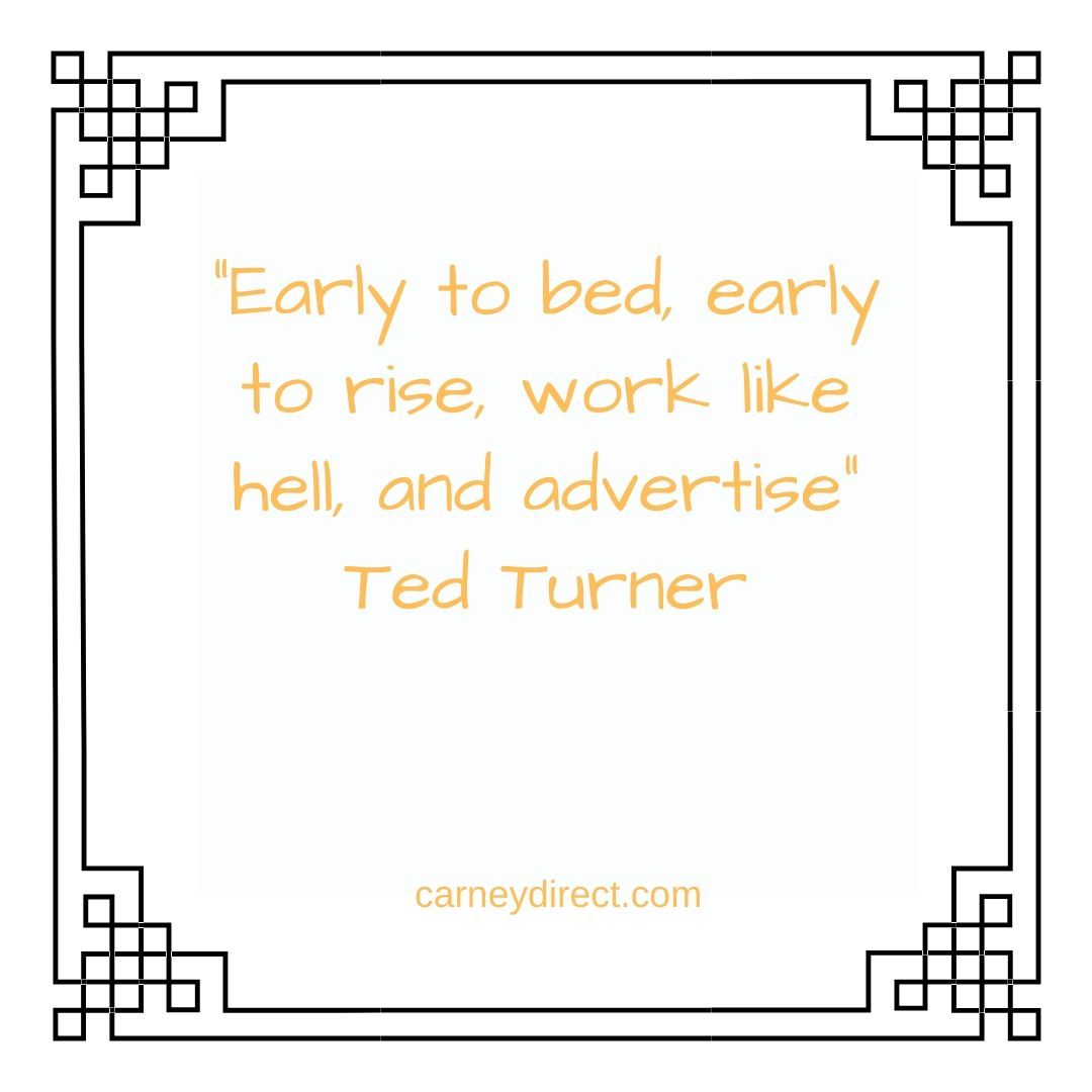 What he said... #CasualFriday #QuoteDuJour  http://www.carneydirect.com  #carneydirect #marketing #directmail #directmarketing #emailmarketing #telemarketing #advertising #business #success #qotd #quoteoftheday #businessquotes #tedturnerpic.twitter.com/bU9BjWQhzr
