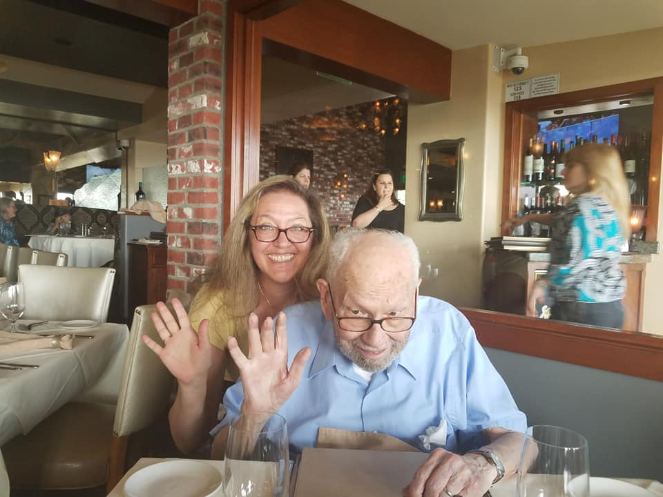 @FPWellman @JawfoxP @MorganV_Wellman @RvaUnicorn Father/daughter relationships are wonderful. My #ResistanceDad is turning 96 this year. Hes got the patience of a saint, especially when I was in my teens. Now, its my turn to take care of him & repay his unconditional love, kindness & patience.