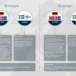 Image for the Tweet beginning: Få overblik over, hvordan Danmark