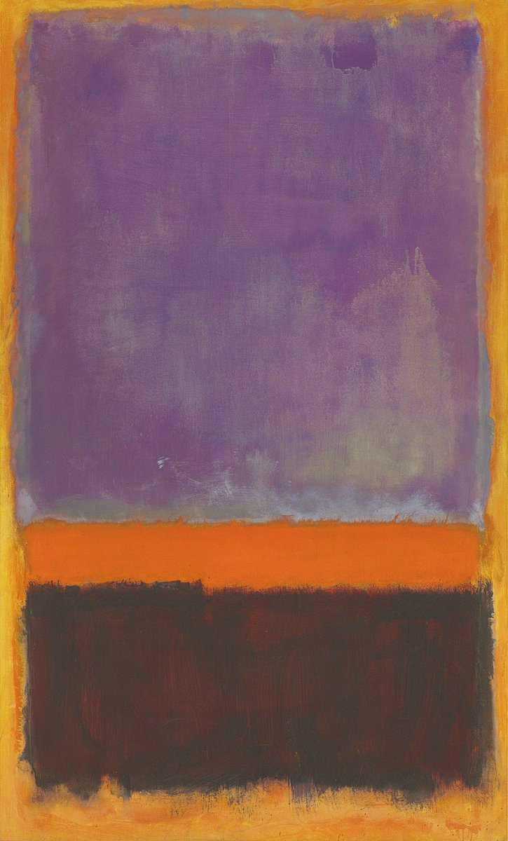 """""""If you are only moved by color relationships, you are missing the point. I am interested in expressing the big emotions - tragedy, ecstasy, doom"""" Mark Rothko (1903-1970) #abstractart pic.twitter.com/KNpdJsCPS3"""