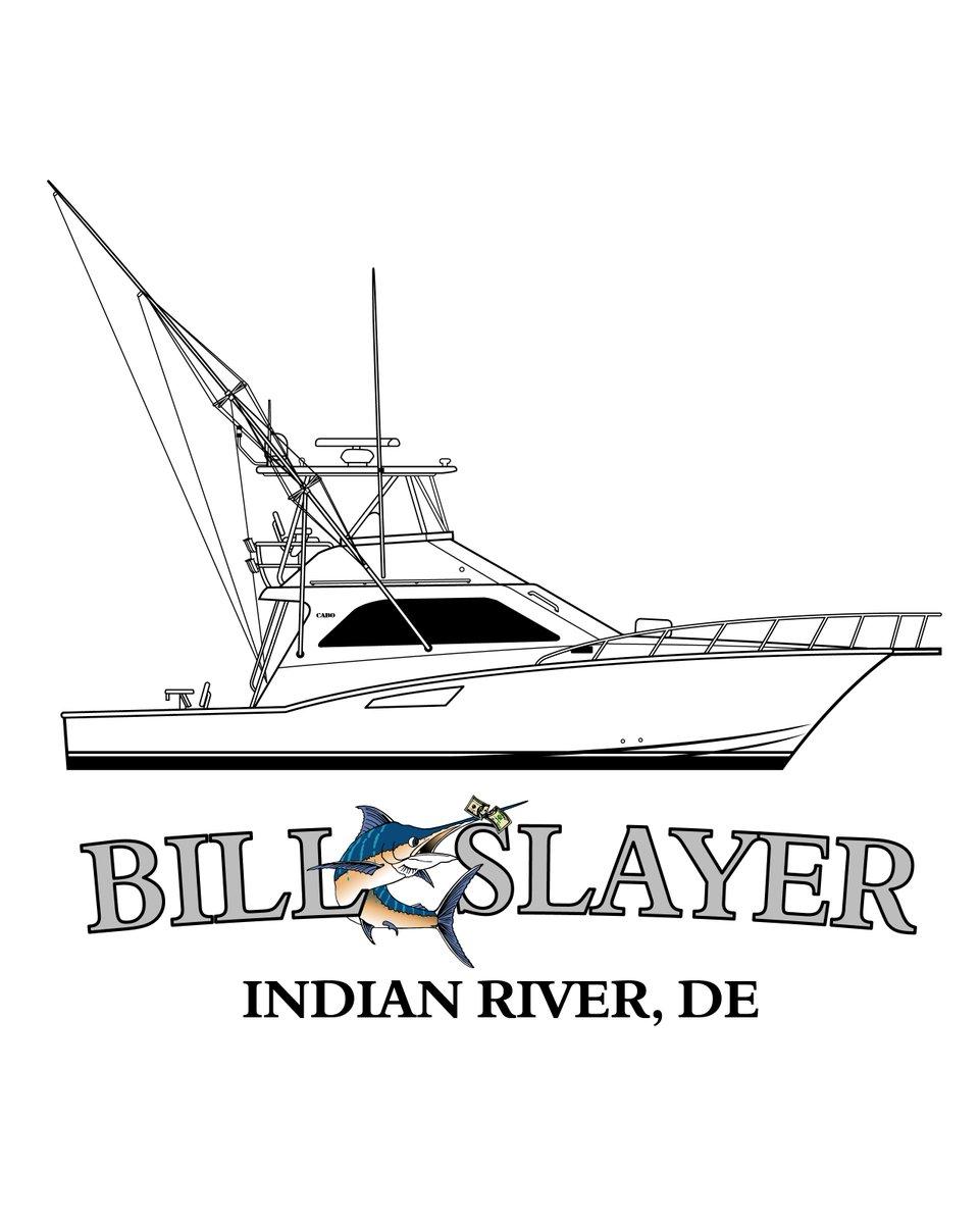 Billslayer Sportfishing - Indian River, Delaware https://t.co/MmA6J1PhSG