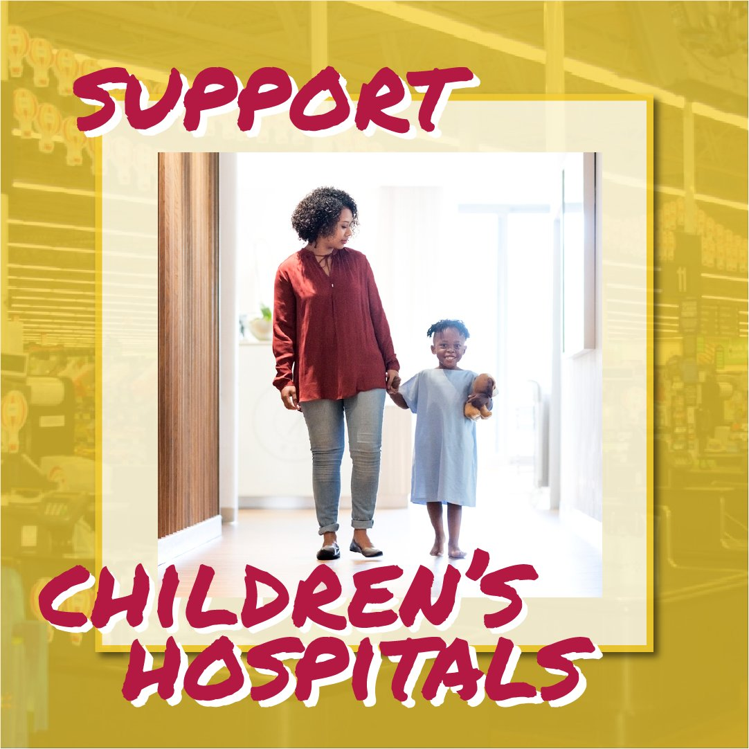 Stopping into Walmart anytime soon? Be sure to purchase your Miracle Balloon at checkout!  Your Miracle Balloon will help kids right here in #Sask who spend time in hospital or require specialized care. Remember, small acts of generosity add up to a lot!  https://bit.ly/2T2RG4M pic.twitter.com/pjhpU8aLs7