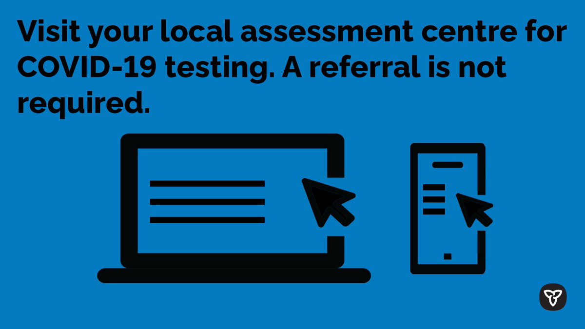 Detecting and containing - that's the focus of the second phase of our testing strategy. If you're worried you have #COVID19 or you've been exposed to someone who has it, go get tested!   https://news.ontario.ca/opo/en/2020/05/ontario-opens-up-covid-19-testing-across-the-province.html…pic.twitter.com/EmkM6nZFsk