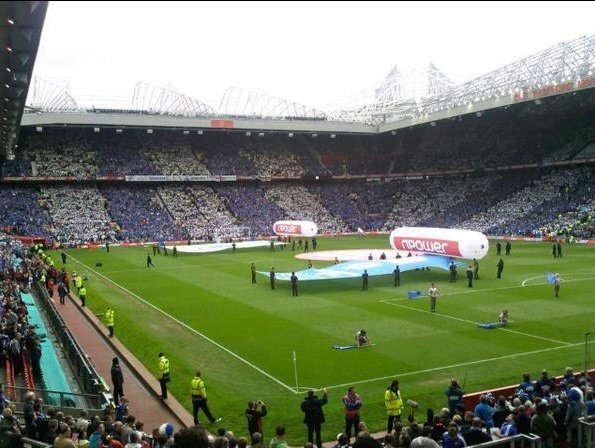 ON THIS DAY 2011: Huddersfield Town at Old Trafford for the Play Off Final against Peterborough United #HTAFC