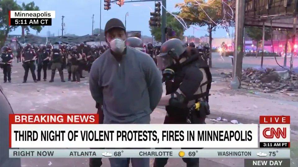 #GeorgeFloydprotest