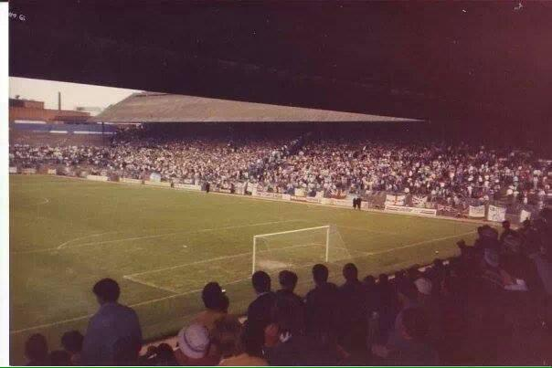 ON THIS DAY 1987: Leeds United at St. Andrews for the Play Offs against Charlton Athletic #LUFC