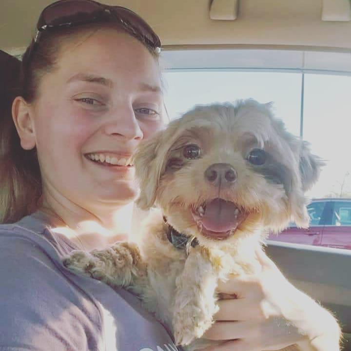 Joey loves to #cuddle #dog #muppetdog #dogcuddles #doglove #dogsmiles #dogselfie #selfie #dogslife #dogslovinglife #happydog #dogsnuggles #dogsarelove #dogcuddle #doglover #doglooks #dogpettingpic.twitter.com/NPD5FtEuUl