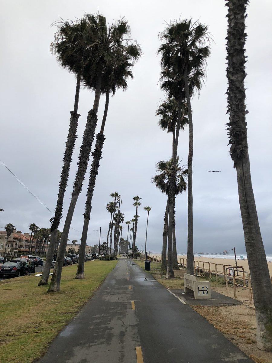 Huntington Beach morning. <br>http://pic.twitter.com/981x8KLzdy
