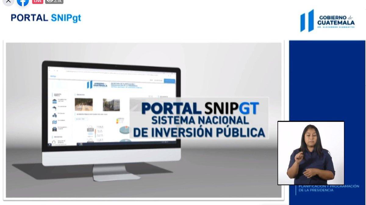 """test Twitter Media - Durante la reunión presentan la plataforma de información de inversión pública """"SNIPGT"""". https://t.co/O4tVR2q7fJ"""