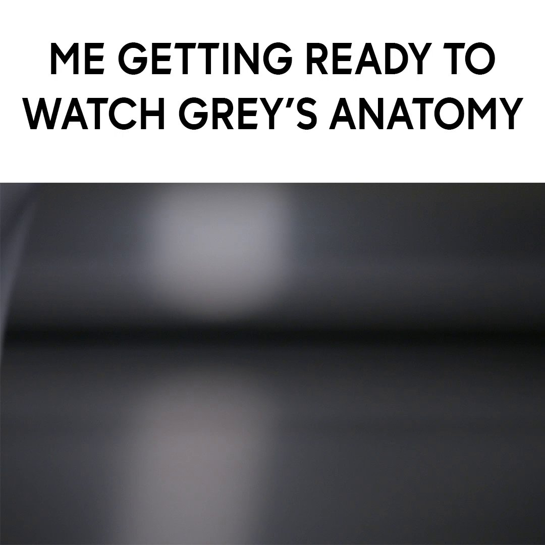 Not messing around 😏 #GreysAnatomy