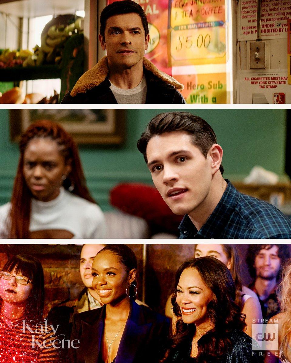 #Riverdale heads to New York City. Stream every episode of @CWKatyKeene free only on The CW: go.cwtv.com/streamKATRVRtw #KatyKeene