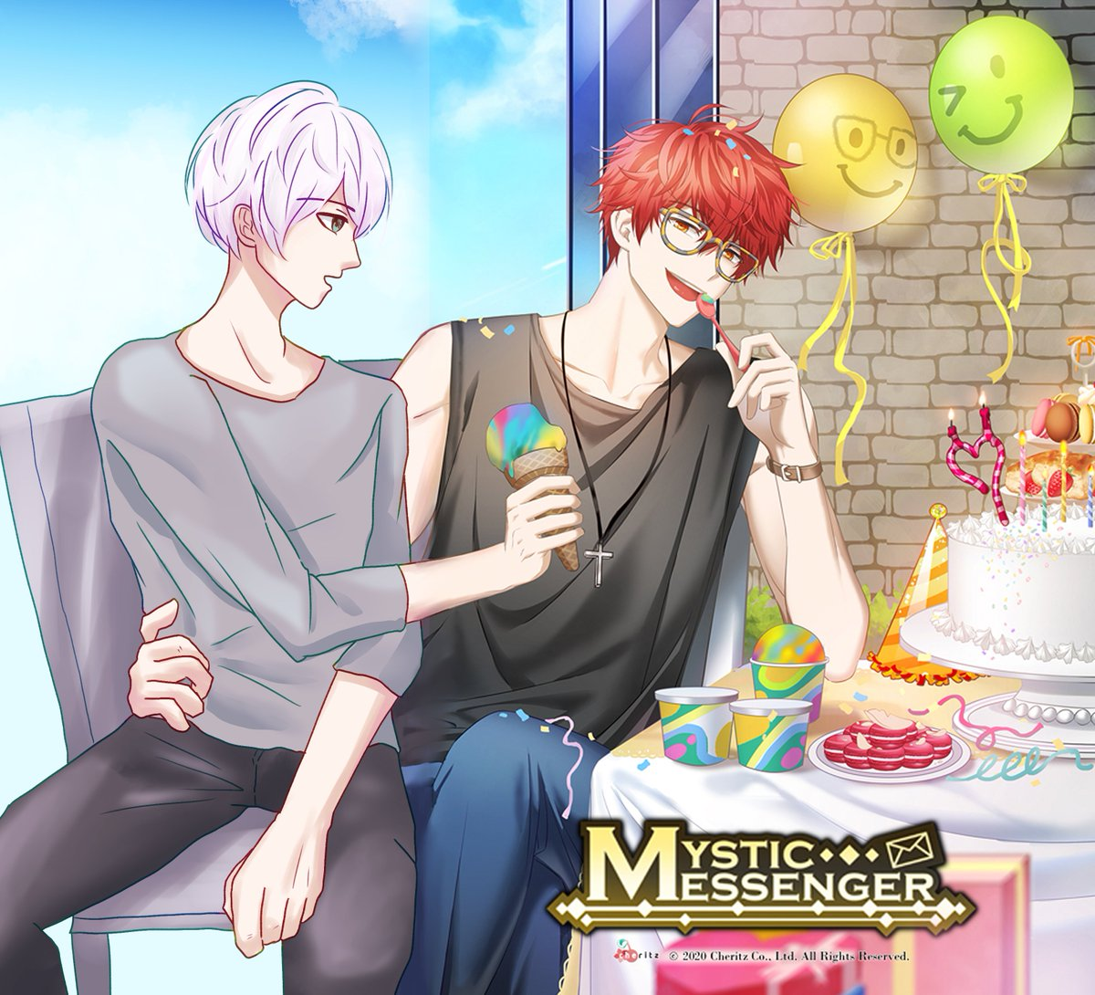 some of my fiends asked for both twins so i did #mysticmessenger #mysme #saeranchoi #saeyoungchoi #mysmeeditpic.twitter.com/wMWDI9YG4T