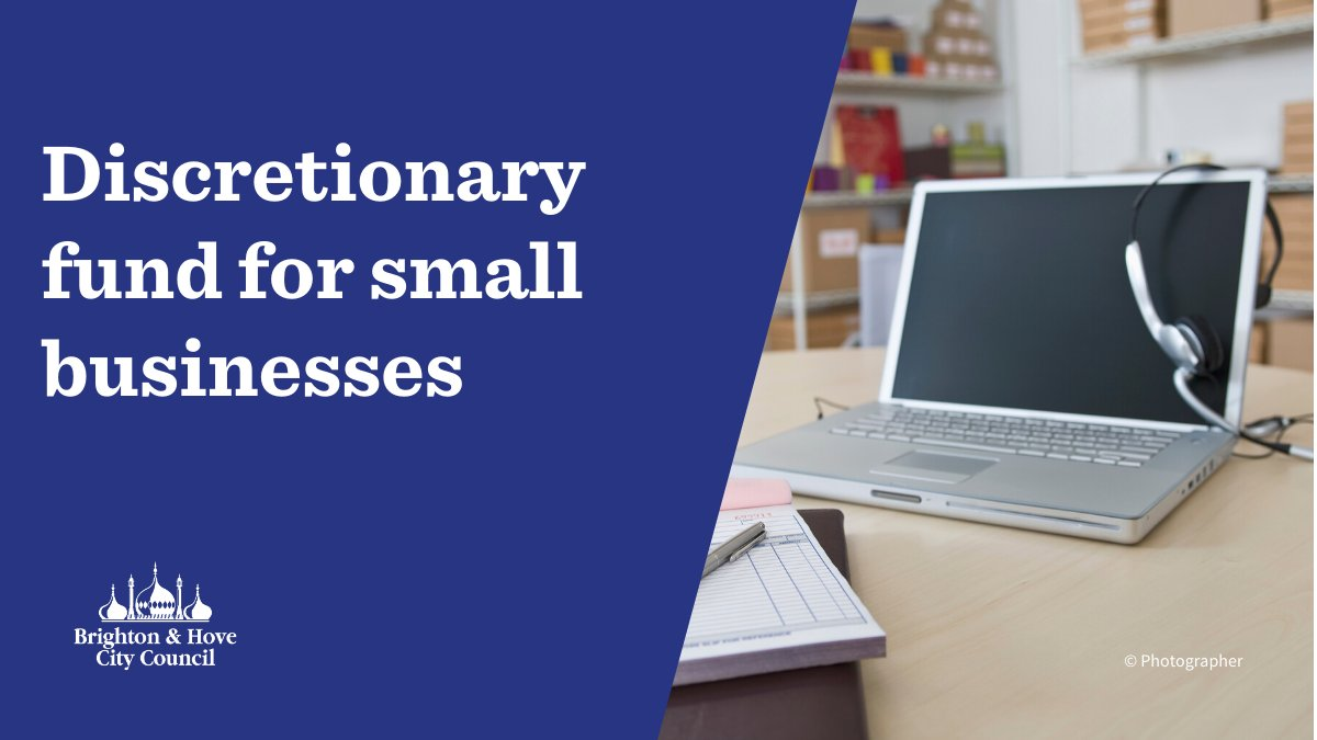 Were developing a discretionary grants fund for the citys small businesses 💼 Proposed criteria and the application process was agreed by the Policy & Resources (Recovery) Sub-Committee today Read more ➡️ ow.ly/BURX50zTFUR