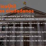 Image for the Tweet beginning: 🍊 @CiudadanosCs ha impulsado #PolíticaÚtil