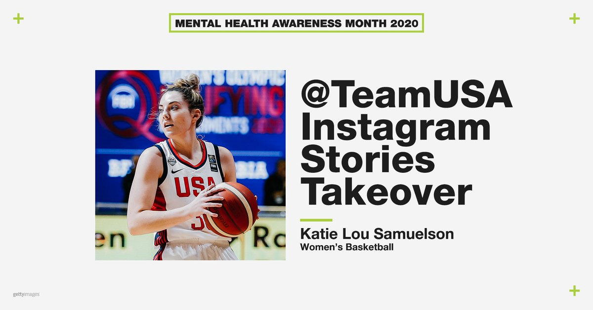 🚨 INSTAGRAM TAKEOVER ALERT! 🚨  Tune in as @33katielou shows you a glimpse into her life and discusses #MentalHealthAwarenessMonth. https://t.co/AlzpsBxfQZ