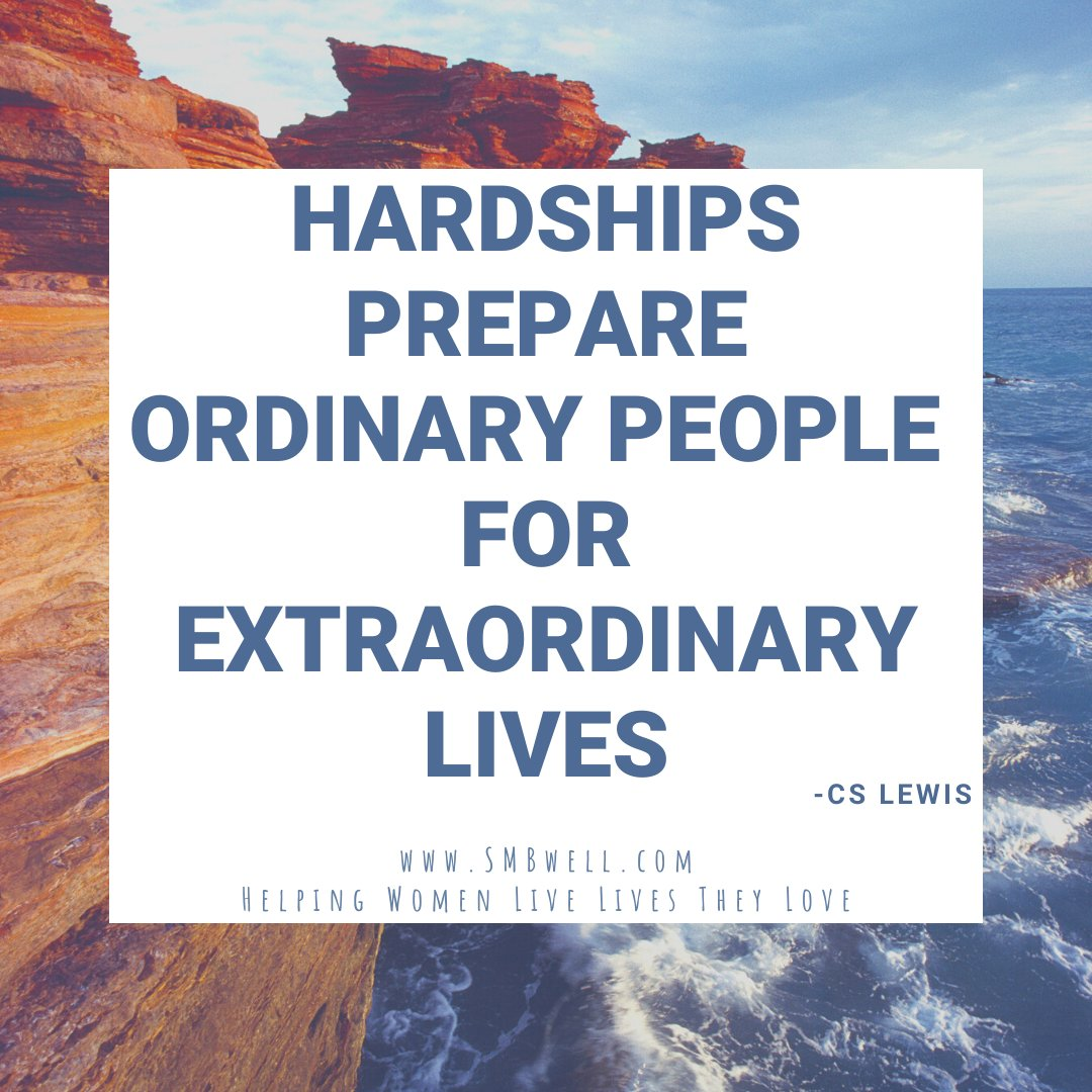 Hardships Prepare Ordinary People for Extraordinary Lives  http:// ow.ly/VqtJ50zMxPX      #thoughtcoach #Mindsetexpert #delusionalthinking #dreambigger #lifecoaching<br>http://pic.twitter.com/i1is4JU9go