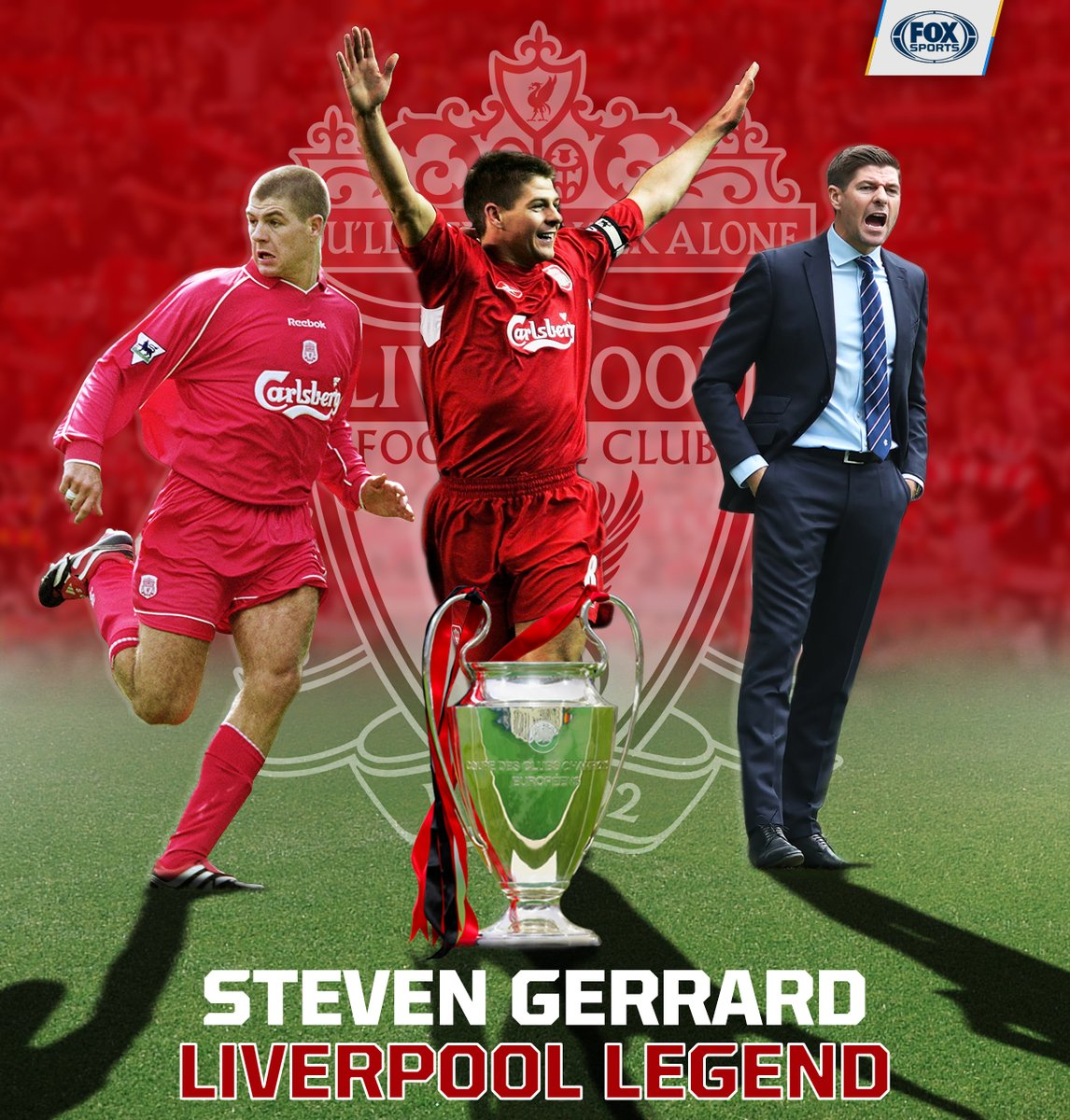 🎉 Happy birthday to the legend himself, Steven Gerrard! 🎉  From an academy player to winning the Champions League in Istanbul with @LFC, to currently managing @RangersFC, we've seen it all 🤩  What was your most favourite moment of Stevie G? Let us know below! 👀👇🏼 https://t.co/6EGK4oJ5Sd