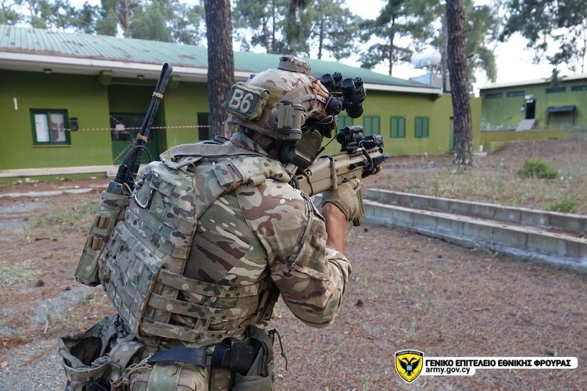 Επιχειρησιακές Δραστηριότητες Στρατού Ξηράς 