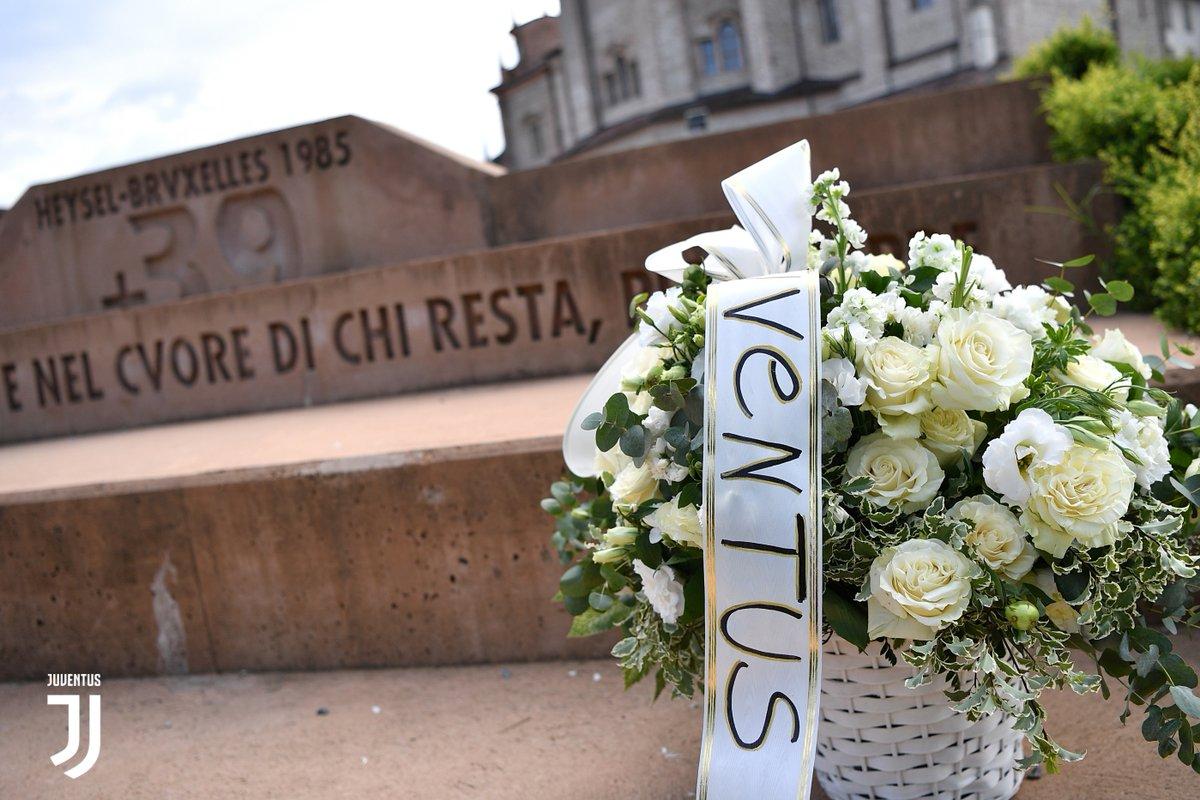 Heysel, la commemorazione e il ricordo a Cherasco, Grugliasco e Reggio Emilia: https://t.co/ybZbKoINlS https://t.co/jVXp8M0mRD
