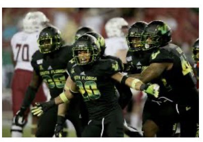 Very Blessed ! To Receive an Offer from The University of South Florida #GoBulls@P5White<br>http://pic.twitter.com/YXasmK8sPH