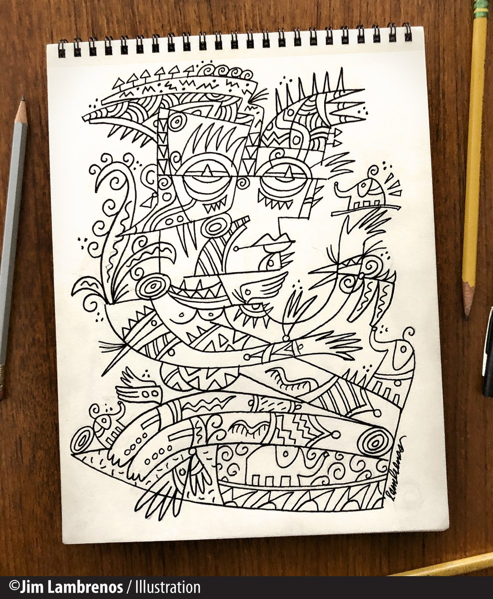 Think-Draw-Explore-Have Fun-Repeat Daily #Draw #Drawing #Graphic pic.twitter.com/HE05fCJ7sl