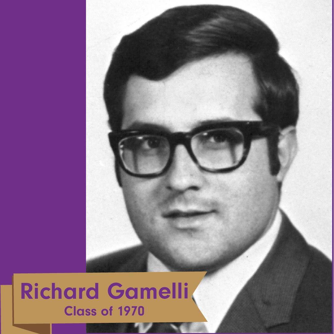 Congratulations to Dr. Richard Gamelli '70 for being named a Saint Michael's College 2020 Alumnus of the Year. You can read more about Dr. Gamelli's amazing contributions to #smcvt here: https://t.co/8IUc49eYjR #smcvtalumni https://t.co/ACnLuvIUXx