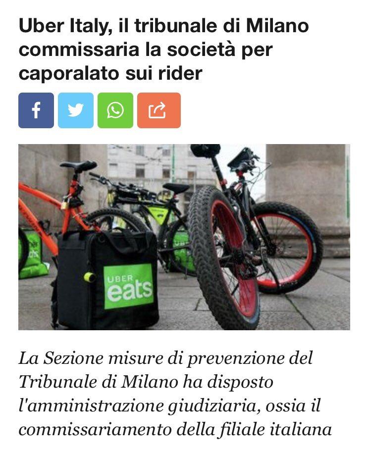 Uber Italy