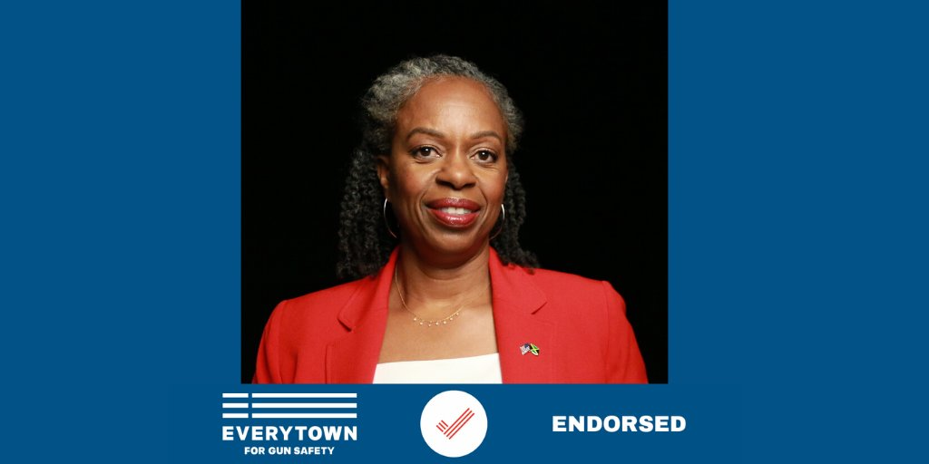 There's nothing more powerful than a group of moms with a mission. I'm proud to have the endorsement of @Everytown, and Im energized to continue partnering with @MomsDemand to flip this seat and enact common sense gun safety reforms to keep our communities safe.