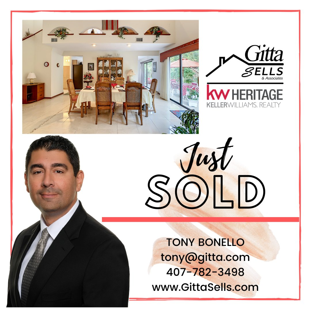 S O L D  We would be more than happy to talk to you to discuss how to sell your home effec‍tively like this one.   CALL US NOW   #TonyBonello #JustSold #GittaUrbainczykPA. #RealEstate #Realtor #Realty #Broker #ForSale #NewHome #HouseHuntingpic.twitter.com/Uswv9F6Xow