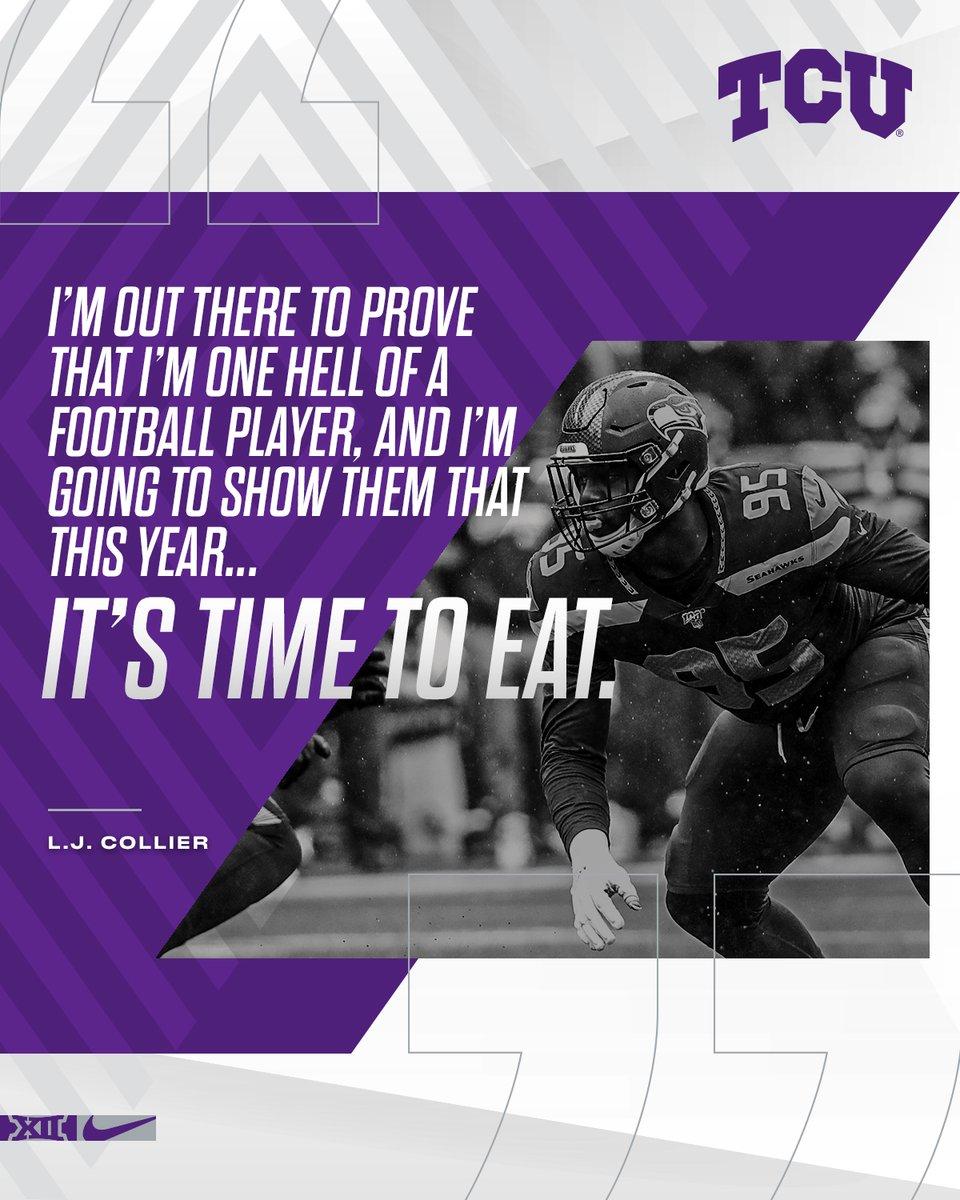 GO EAT THEN 9⃣5⃣‼️ 😈🐸🍽️  #ProFrogs #QBHunters (via @Seahawks) https://t.co/g2tC3tJtsJ