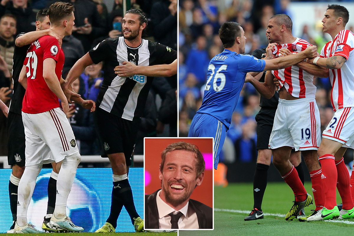 Peter Crouch picks dream bar fight 5-a-side team including Andy Carroll and John Terry dailystar.co.uk/sport/football…