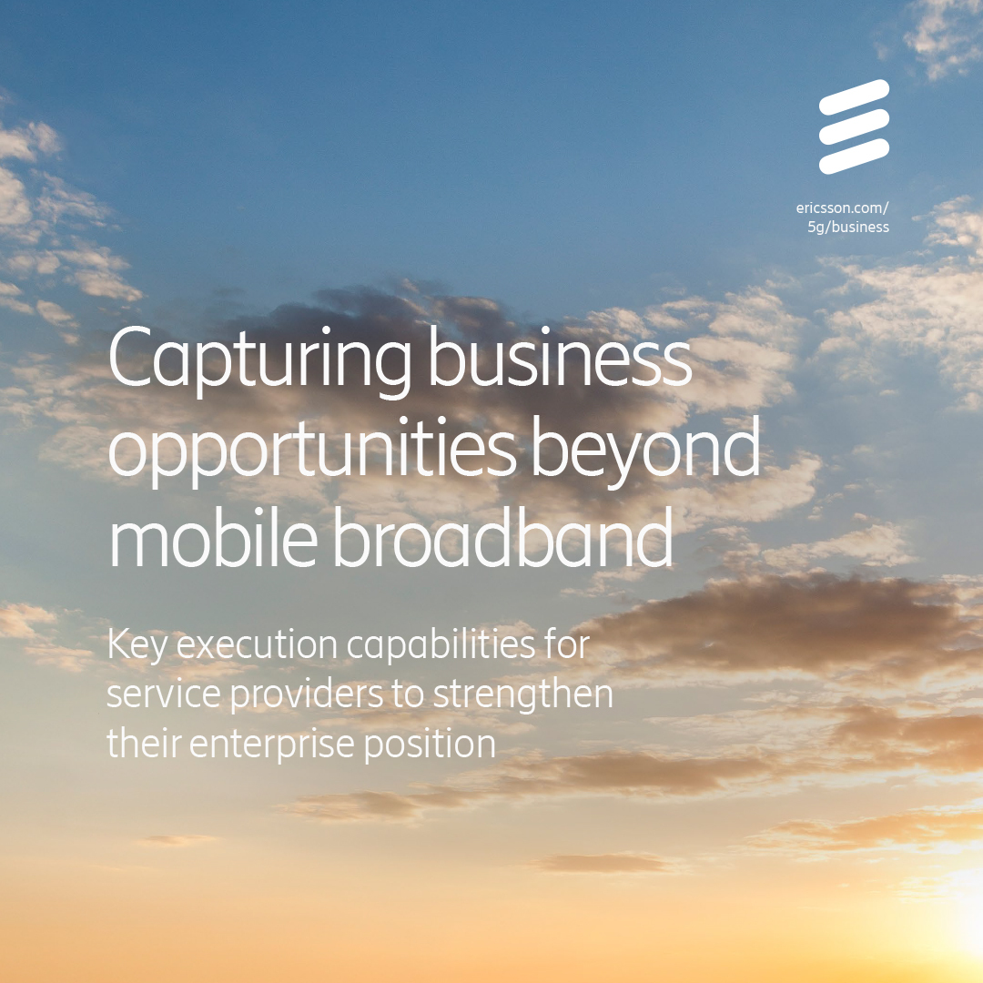 #CGTenEricsson por tus derechos | Fuente: ericsson  5G & Industry digitalization is happening around the . How can service providers capture the new business opportunities? Our new report has identified the  best strategies, and it's not only about t… pic.twitter.com/qysv6sgPrL