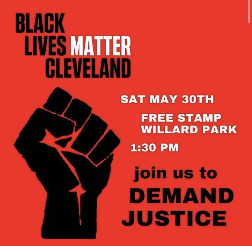 Join us tomorrow! DM for more info ✊🏽✊🏾✊🏿 https://t.co/3GcEyE0G7H