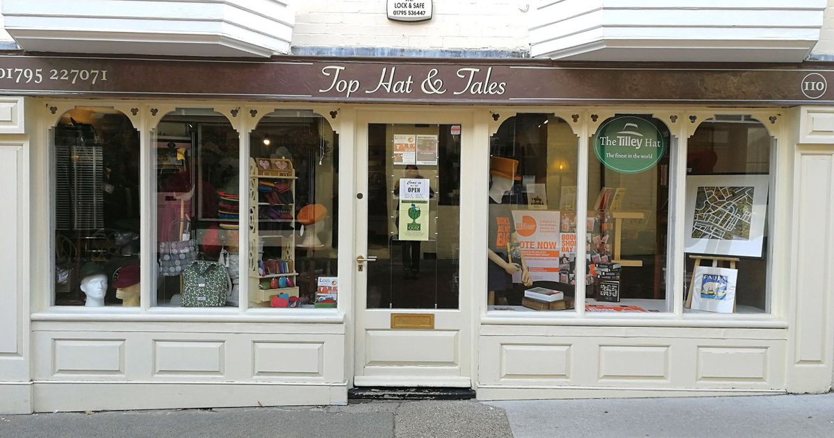 Prefer to buy your #books from #indie book shops? #faversham's @TopHatandTales is stocking & selling my new Whitstable Pearl Mystery.They'll deliver if you're within 3 miles or post if further away! Go to: https://t.co/ci1jrN2ej1 Or email on: info@top-hatandtales.co.uk Pls RT https://t.co/c5bvmhzcQE