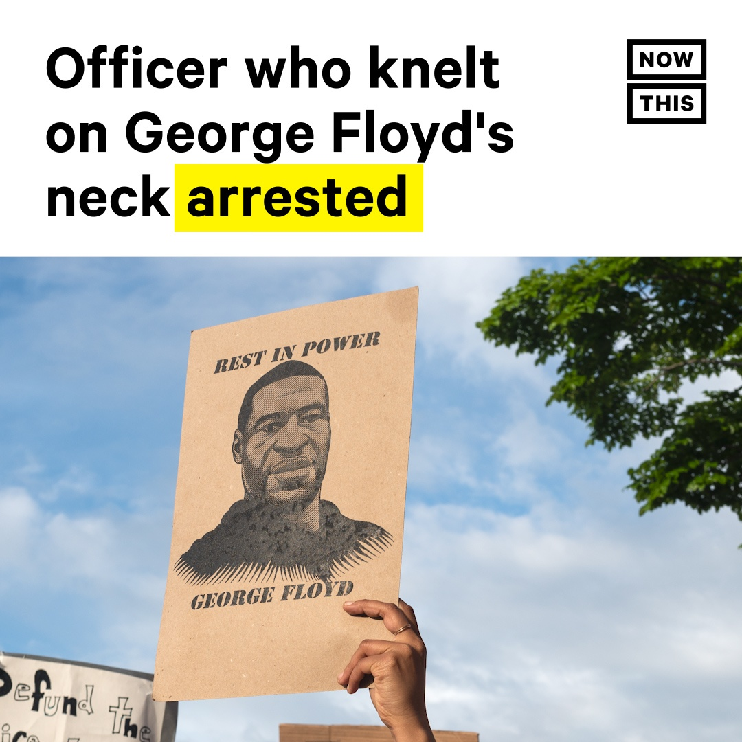Officer Derek Chauvin, the fired Minneapolis police officer involved in the fatal arrest of George Floyd on May 25, has been taken into custody, according to the commissioner of Minnesota's Department of Public Safety. https://t.co/0lYzOqgNkl
