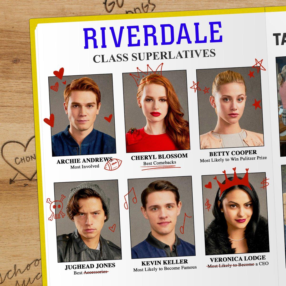 Not your regular high school #Riverdale