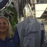 Image for the Tweet beginning: GreenEarth Affiliate @SteamerCleaners was featured