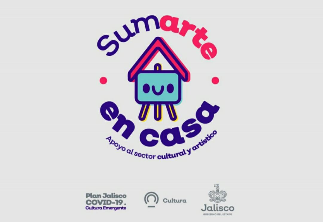 En Jalisco se están haciendo bien las cosas. #SumArte es una muestra de ello. Lo importante es apoyar al gremio artístico y cultural en tiempos de pandemia. https://t.co/YoUVRSzS7p
