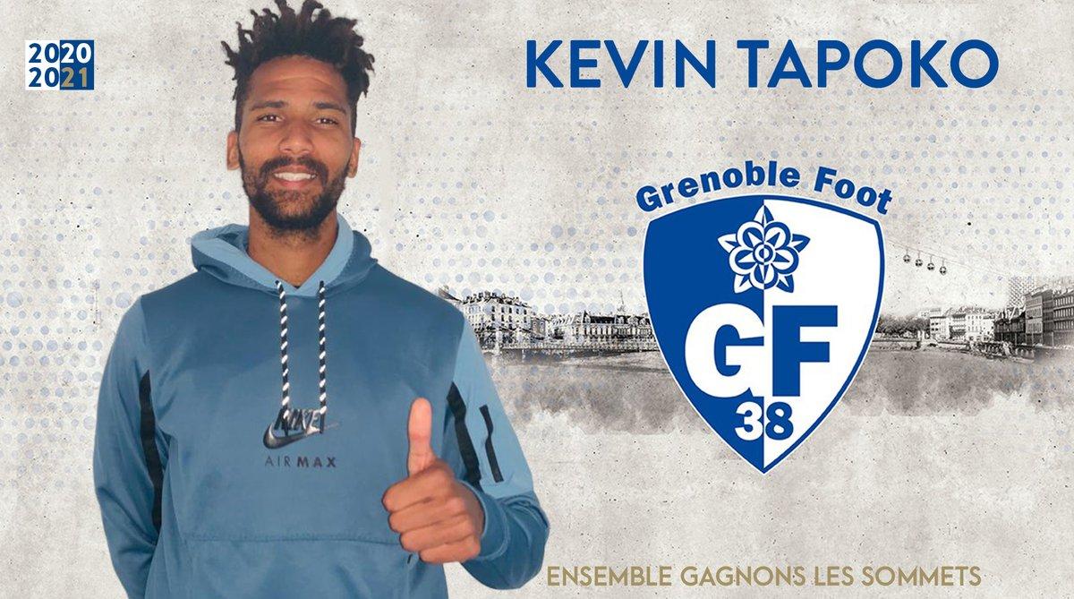 Kevin Tapoko
