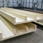 Image for the Tweet beginning: Mass timber #RibPanels deliver long,