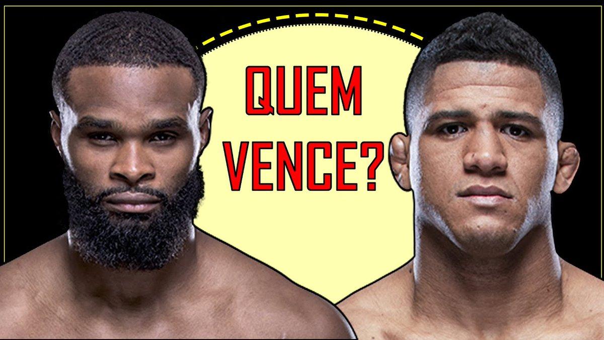 #UFCVegas: TYRON WOODLEY vs GILBERT DURINHO (PALPITOLOGIA)  Quem levará a melhor nessa grande luta?  Link: https://t.co/7m9E2k7PWP  SE INSCREVA NO CANAL DO MMA PRIDE BRASIL NO YOUTUBE! É DE GRAÇA: https://t.co/BBxc8U4SoM  INSTAGRAM: https://t.co/YmCKubJvhf #MMA #UFC #UFCnoCombate https://t.co/6OaVgJrCGW