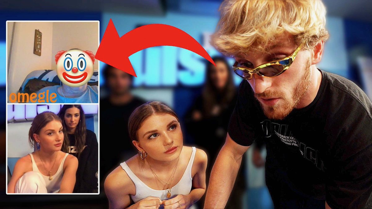 new vlog we caught creepers on omegle watch or creep youtu.be/2UXM22doS4E
