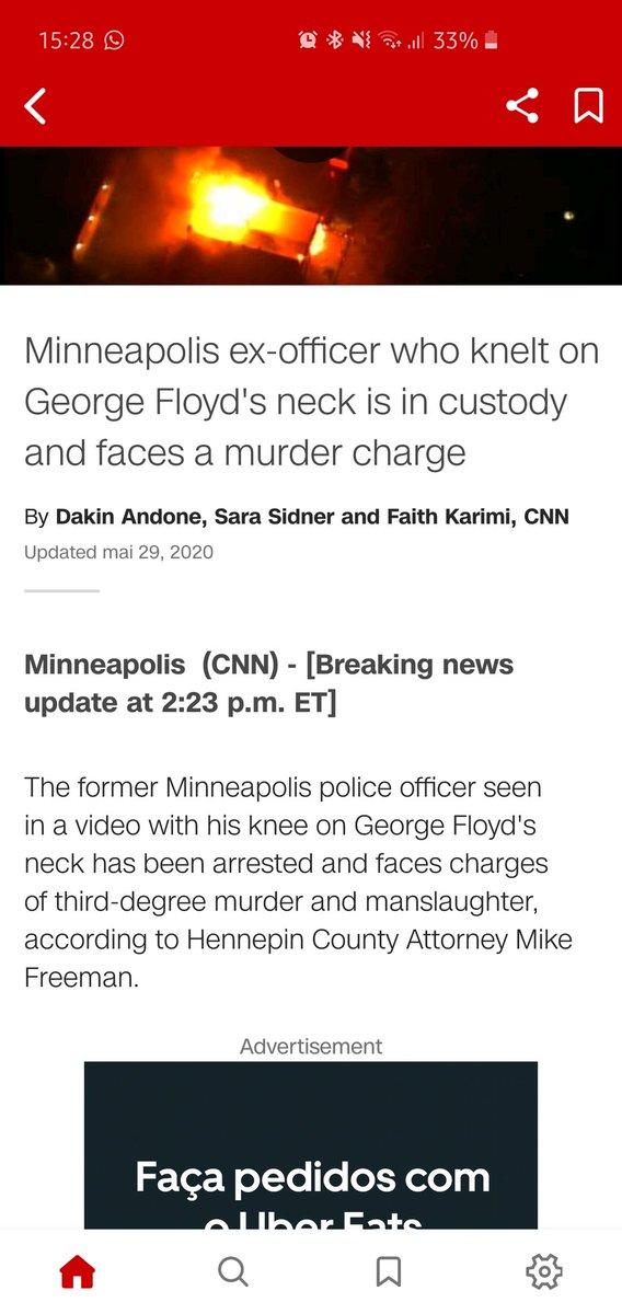 Homicídio CULPOSO? não eh possível eles acharemq sufocar alguém por 10 minutos nao tem a intenção de matar... https://t.co/xOf1tc1N2z